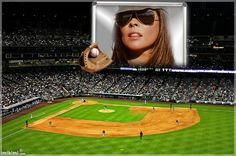 *baseball stadium*