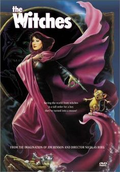 PG ~ Adventure, Fantasy, Horror = The Witches - 1990