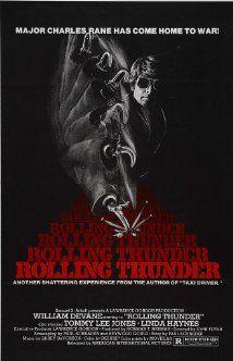 Rolling Thunder (1977) Poster