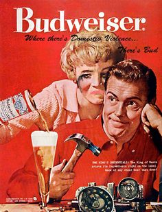 A great collection of Budweiser ads that contain both new beer commercials and old vintage magazine commercials. Lean back and let your eyes do the walking down this great beer ads alley! Beer Advertisement, Old Advertisements, Retro Advertising, Retro Ads, 1950s Ads, Advertising Slogans, Retro Posters, Images Vintage, Art Vintage