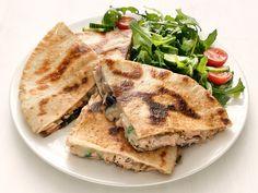 Mediterranean Tuna Melts Recipe : Food Network Kitchen : Food Network - FoodNetwork.com