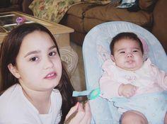 Demi Lovato & Madison Rare Baby Photo - http://oceanup.com/2015/04/04/demi-lovato-madison-rare-baby-photo/