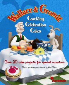 Wallace & Gromit Cakes