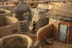 Burkina Faso, Tiebele - Google Search