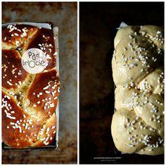 PANEDOLCEALCIOCCOLATO: Pan Brioche per i pigri...una ricetta facile senza impasto
