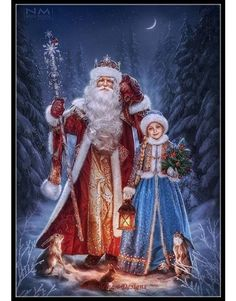 ideas vintage christmas images art deco winter scenes for 2019 Christmas Scenes, Noel Christmas, Victorian Christmas, Father Christmas, Winter Christmas, Primitive Christmas, Country Christmas, Christmas Decor, Illustration Noel