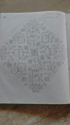 Rangoli Designs Flower, Small Rangoli Design, Rangoli Kolam Designs, Rangoli Ideas, Rangoli Designs With Dots, Rangoli Designs Images, Rangoli With Dots, Beautiful Rangoli Designs, Simple Rangoli