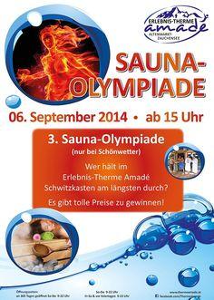 Sauna-Olympiade am 06.09.2014