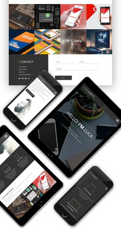The website of a web designer , you know, always remains on the sidelines, but after a long period of work I can finally be happy to announce the…