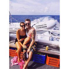 Reef trip spam. Last one I promise.  #poseidon #quicksilver #greatbarrierreef #agincourt #portdouglas #queensland #tropicalnorthqueensland #TNQ #exploreTNQ #thisisqueensland #thisismyparadise #australia #seeaustralia by nadinemariewarburton http://ift.tt/1UokkV2