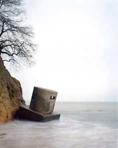 """""""The Last Stand"""", by Marc Wilson, photographing remnants of war in the 20th century."""