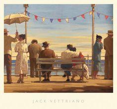 jack vettriano prints | La jetée Affiches par Jack Vettriano sur AllPosters.fr