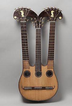 The Met's Musical Instruments Cigar Box Guitar, Music Guitar, Cool Guitar, Playing Guitar, Ukulele, France Culture, Classical Guitar, Vintage Guitars, Sound Of Music