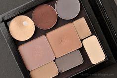 Rocaille Writes: Alternative to UD Naked Basics: My DIY Matte Eyeshadow Palette Z Palette, Neutral Eyeshadow Palette, Naked, Alternative, Cosmetics, Writing, Diy, Rock Shower, Bricolage