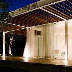 Andre Luque - Casa na mata de 172 m² em estrutura metálica 7
