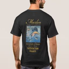 #fishing - #Marlin The Hunt T-Shirt
