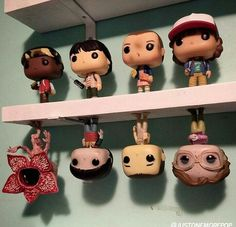 Things funny Stranger Things by Just One More Pop Stranger Things by Just One More Pop Stranger Things Aesthetic, Stranger Things Funny, Stranger Things Netflix, Stranger Things Season, Stranger Things Funko Pop, Geek Stuff, Room Decor, Fandoms, Entertaining