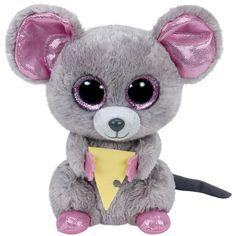 c5e2a95aaca Adoptez la souris Squeaker de la famille Beanie Boo Toutous