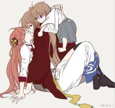 Manga Couple Okita Sougo х Kagura / Сого х Кагура Manga Couple, Anime Love Couple, Anime Couples Manga, Manga Anime, Okikagu Doujinshi, Cute Anime Coupes, Gintama, Otaku, Kawaii