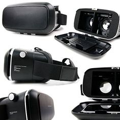 Padded 3D Virtual Reality VR Headset Glasses  Compatible with the Leagoo Shark 1 *** Check out this great product.Note:It is affiliate link to Amazon.