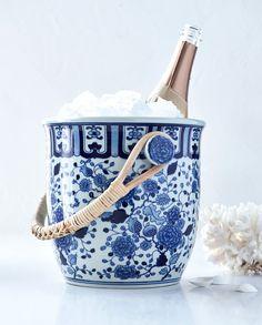 Aerin Ginger Jar Champagne Bucket