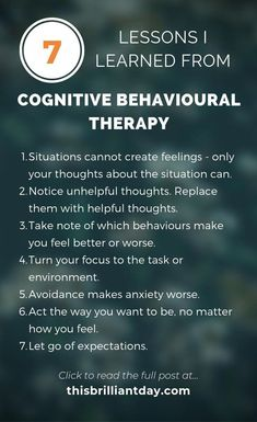 7 Lessons I Learned from Cognitive Behavioural Therapy, otherwise known as CBT. 7 Lessons I Learned from Cognitive Behavioural Therapy, otherwise known as CBT. Now Quotes, Cognitive Behavioral Therapy, Behavioral Psychology, Health Psychology, Color Psychology, Psychology Experiments, Psychology Careers, Personality Psychology, Developmental Psychology