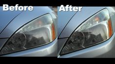 How to Restore Headlights with Toothpaste - It works!! Feel free to subscribe to my #youtube channel.  More helpful money saving tips coming soon. #howto #honda #acura #auto #tips #save #DIY