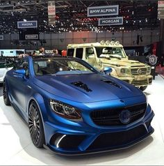 Mansory s coupe