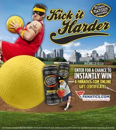 Mike's Hard Lemonade Kick It Harder Instant WIN Game ENTER DAILY-ENDS 6/30