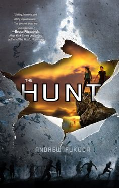(The Hunt by Andrew Fukuda) Gene is different from everyone else around him.  He can't run with lightning speed, sunlight doesn't hurt him and he doesn't have an unquenchable lust for blood.  Gene is a human, and he knows the rules.  Keep the truth a secret.  It's the only way to stay alive in a world of night—a world where humans are considered a delicacy and hunted for their blood. When he's chosen for a once in a lifetime opportunity to hunt the last remaining  humans, everything is…