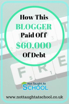 How this blogger paid of $60,000 in debt. Welcome to our next post in the interview series. I really enjoy writing these and sharing them with you. Click here to read the full interview.