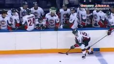 I always thought hockey could stand to be a little more dangerous.