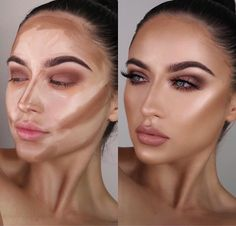Actually so in love with the cream contour sticks! There is a shade to warm the skin, add shadows to the skin and… Actually so in love with the cream contour sticks! There is a shade to warm the skin, add shadows to the skin and… Teint lumineux contou Beauty Make-up, Beauty Skin, Beauty Hacks, Beauty Tips, Beauty Care, Beauty Products, Luxury Beauty, Beauty Ideas, Beauty Secrets