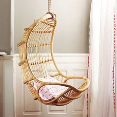 There's something so relaxing about letting your feet dangle. While this type of perching is usually reserved for the pool or the pier and a cool glass of lemonade (or limoncello!), you can bring it back home with these 20 hanging chairs. Floating thrones combine the gentle sway of a hammock or rocking chair with a modern flair that's sure to perk up any deck or sunroom.