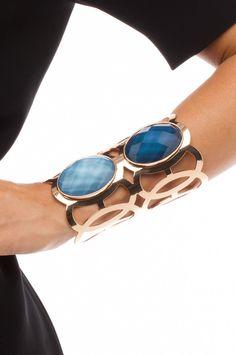 Into The Blue Bracelet