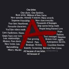 All because of A...PLL
