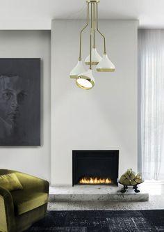 Design Aluminum Pendant Lamp
