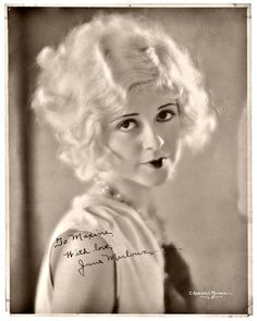 June Marlowe, 1920s   More on the myLusciousLife blog: www.mylusciouslife.com