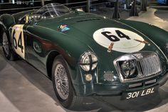 MG, A Le Mans Replica, 1955