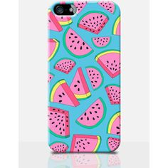 WATERMELON print iphone 4, iphone 5, melon pattern case, 90s pattern, 80s pattern, girly iphone case fruit print, tropical print OMG I WANT THIS