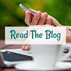 read the blog overlayed over hands holding a cell phone and typing on a laptop with a coffee mug in the foreground Monthly Budget Worksheet, Budgeting Worksheets, The Cell, Live For Yourself, Personal Finance, Lamborghini, Laptop, Hands, Money
