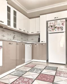 Kitchen Cabinets Models, Frameless Kitchen Cabinets, Kitchen Cabinet Styles, Modern Kitchen Cabinets, Kitchen Models, Modern Kitchen Design, Kitchen Furniture, Chairs For Kitchen Island, Living Room Sofa Design
