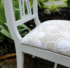 Superior How To Reupholster A Seat Cushion   The Best Chairs Glider