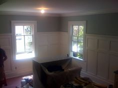 color/wainscoting