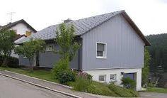 objekt wohnhaus holzfassade von cape cod produkt channelprofil kiselgrau farbige. Black Bedroom Furniture Sets. Home Design Ideas