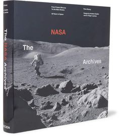 Taschen The Nasa Archives: 60 Years In Space Hardcover Book