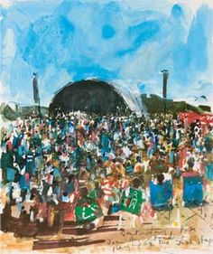 Image result for kurt jackson glastonbury Kurt Jackson, Festivals, Environment, Memories, Artist, Image, Memoirs, Souvenirs, Artists