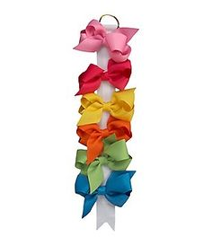 Starting Out Mini Grosgrain Bows 6-Pack