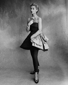 Lisa Fonssagrives-Penn, 1950s