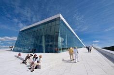Oslo is one of the world's top destinations to visit in 2015 - I love the arcitechure of the Opera House, and to make it even more special, you can walk on the roof ….Stay cheap and comfortable in Oslo: www.airbnb.com/rooms/1036219?guests=2&s=ja99 and https://www.airbnb.com/rooms/6808361
